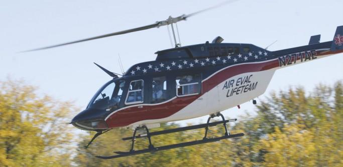 Adams Electric Cooperative Air Evac