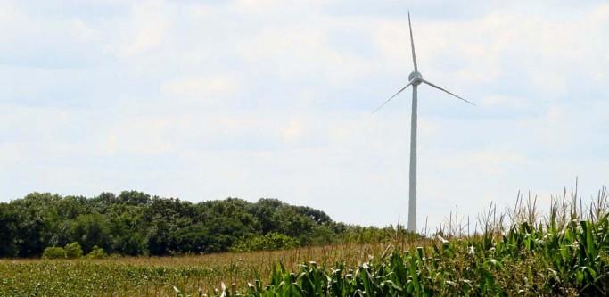 Adams Electric Cooperative Wind Turbines