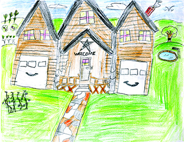 Adams Electric Cooperative Draw Your Dream House