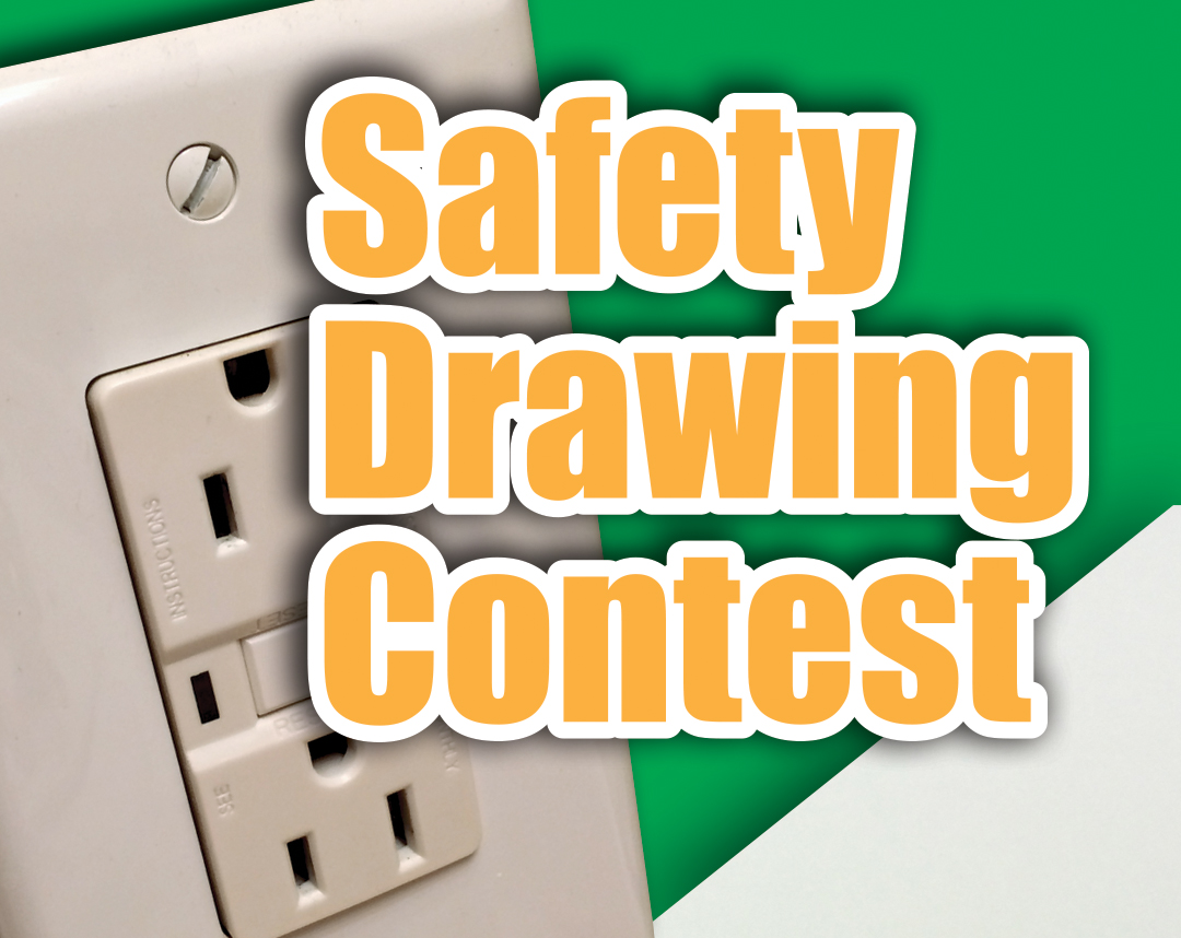 Adams Electric Cooperative Safety Drawing Contest